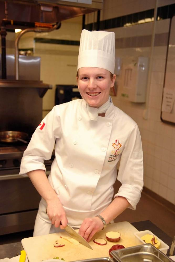 Culinary Institute of Canada alumna to represent Atlantic Canada on international exchange (2/2)