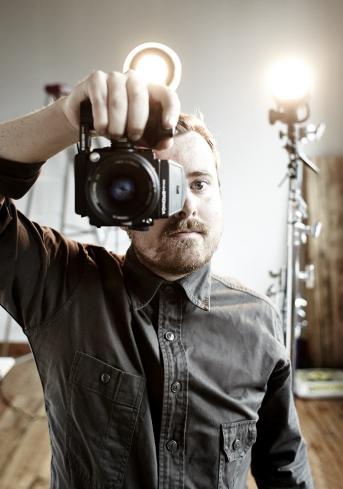 An interview with alumnus Liam Mogan, Photography and Digital Imaging 2006